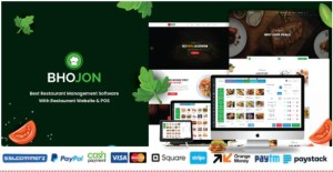 Read more about the article Bhojon 2.7 Nulled – Best Restaurant Management Software with Restaurant Website