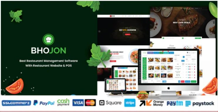 You are currently viewing Bhojon 2.7 Nulled – Best Restaurant Management Software with Restaurant Website