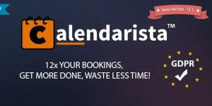 Read more about the article Calendarista Premium 13.9 – Booking & Appointment Plugin