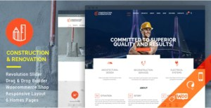 Read more about the article Construction 20 Nulled – Building WordPress Theme