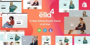 Read more about the article Ella 5.0.2 – Multipurpose Shopify Sections Theme