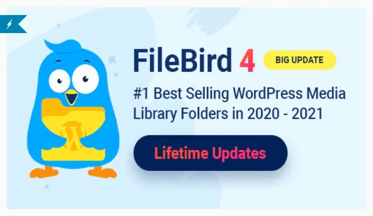 You are currently viewing FileBird 4.9.3 – WordPress Media Library Folders