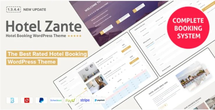 You are currently viewing Hotel Zante 1.3.4.7 – WordPress Theme