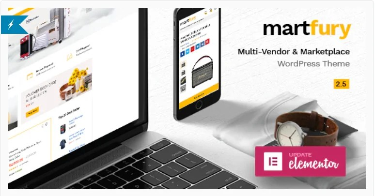 You are currently viewing Martfury 2.7.2 – WooCommerce Marketplace WordPress Theme