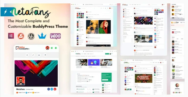 You are currently viewing MetaFans 2.5 – Community & Social Network BuddyPress Theme