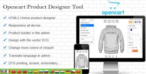 Read more about the article Opencart Custom Product Designer 4.4.1