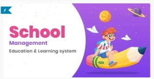 Read more about the article School Management 8.1 Nulled – Education & Learning Management System
