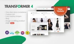 Read more about the article Transformer PrestaShop Theme 4.5.3 NULLED