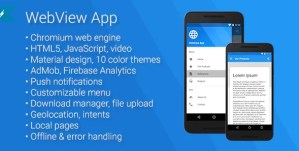 Read more about the article Universal Android WebView App 2.8.0