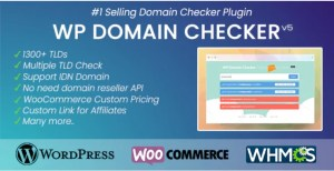 Read more about the article WP Domain Checker 5.1.2 – WordPress Domain Name Availability