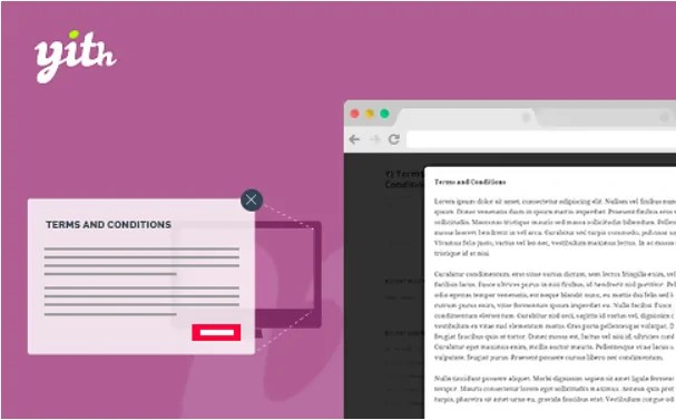 Read more about the article YITH WooCommerce Terms & Conditions Popup 1.3.1