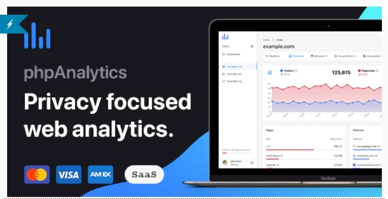 You are currently viewing phpAnalytics 2.7.0 – Web Analytics Platform