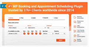 Read more about the article Bookly PRO 20.1 Nulled +Addons – Best Booking and Scheduling WP Plugin