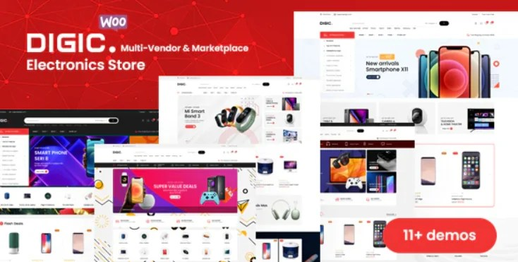 You are currently viewing Digic 1.0.1 – Electronics Store WooCommerce Theme