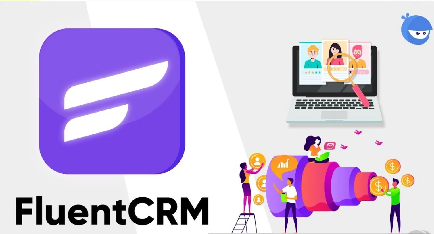 You are currently viewing FluentCRM Pro 2.0.3 NULLED – WordPress Plugin