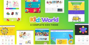 Read more about the article Kids Heaven 2.8 – Children Education WordPress Theme