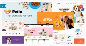 Read more about the article Petio 1.0.2 – Pet Store WooCommerce WordPress Theme