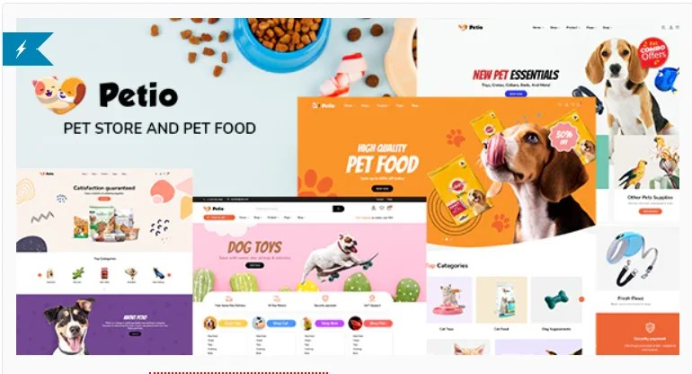 You are currently viewing Petio 1.0.2 – Pet Store WooCommerce WordPress Theme