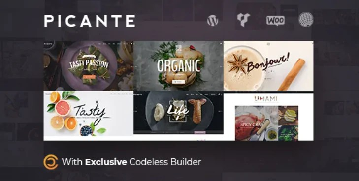 You are currently viewing Picante 2.4.6 – Restaurant WordPress Theme