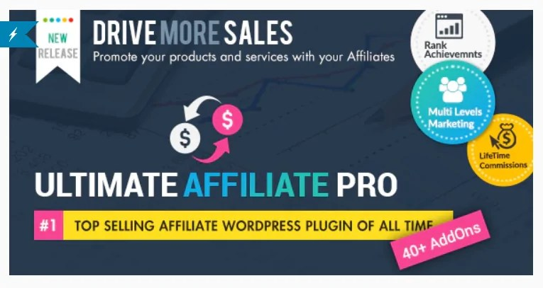 You are currently viewing Ultimate Affiliate Pro 7.2 NULLED – WordPress Affiliate Program
