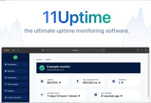 Read more about the article 11Uptime 4.2.0 NULLED