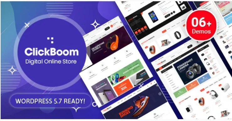You are currently viewing ClickBoom 1.6.6 Nulled – Digital Store WooCommerce WordPress Theme