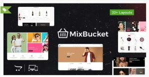 Read more about the article MixBucket 1.0 – Responsive OpenCart Theme