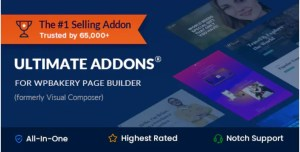 Read more about the article Ultimate Addons for WPBakery Page Builder 3.19.11 Nulled