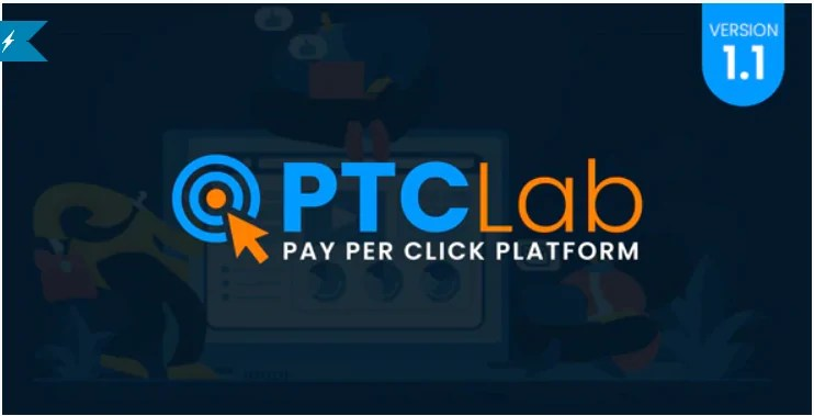 You are currently viewing ptcLAB 1.1 Nulled – Pay Per Click Platform