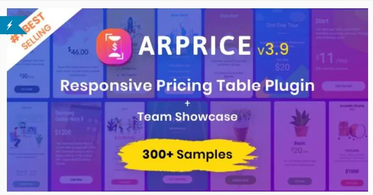 You are currently viewing ARPrice 3.9 Nulled – WordPress Pricing Table Plugin
