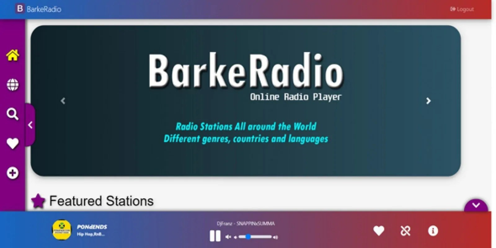 You are currently viewing BarkeRadio Online Radio Streaming Portal Script 2.0
