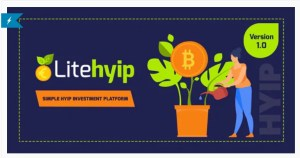 Read more about the article LiteHYIP 1.0 Nulled – Simple HYIP Investment Platform