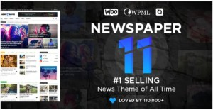 Read more about the article Newspaper 11.2 Nulled – News & WooCommerce WordPress Theme