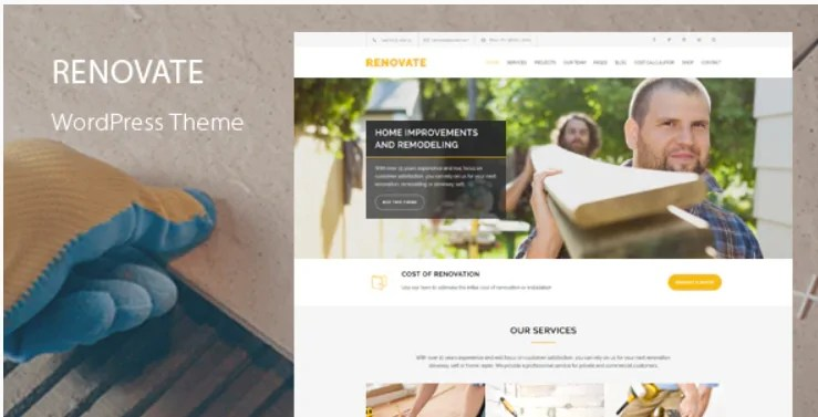 You are currently viewing Renovate 6.9 – Construction Renovation WordPress Theme