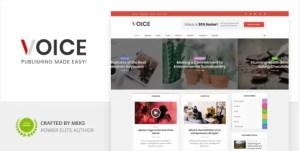 Read more about the article Voice 2.9.9 – News Magazine WordPress Theme