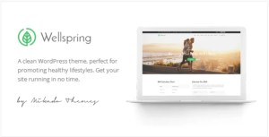 Read more about the article Wellspring 2.5 Nulled – Health, Lifestyle & Wellness Theme