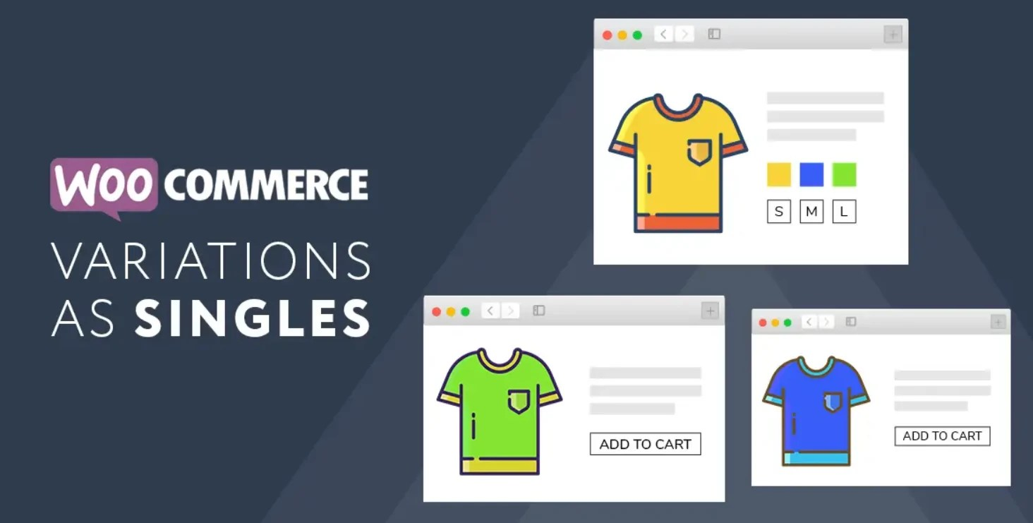 You are currently viewing XT WooCommerce Variations As Singles 1.0.2 NULLED