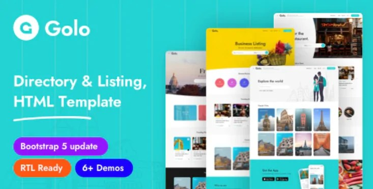 You are currently viewing HTML Golo 1.0.4 – Directory Listing HTML Template