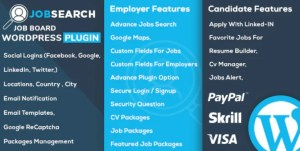 Read more about the article JobSearch 1.8.3 – WP Job Board WordPress Plugin
