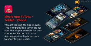 Read more about the article Movie Android for Phone Tablet and TV box 1.2.8