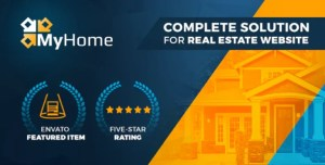 Read more about the article MyHome 3.1.58 – Real Estate WordPress