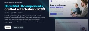 Read more about the article Tailwind 2.0 – Create Beautiful UI Components