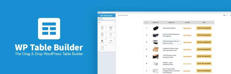 You are currently viewing WP Table Builder Pro 1.3.10 NULLED