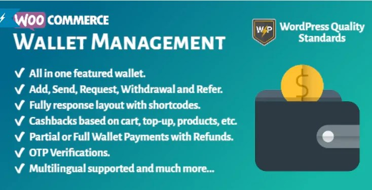 You are currently viewing WooCommerce Wallet Management 2.0.2 NULLED – All in One