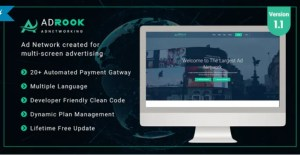 Read more about the article AdsRock 1.1 NULLED – Ads Network & Marketing Platform