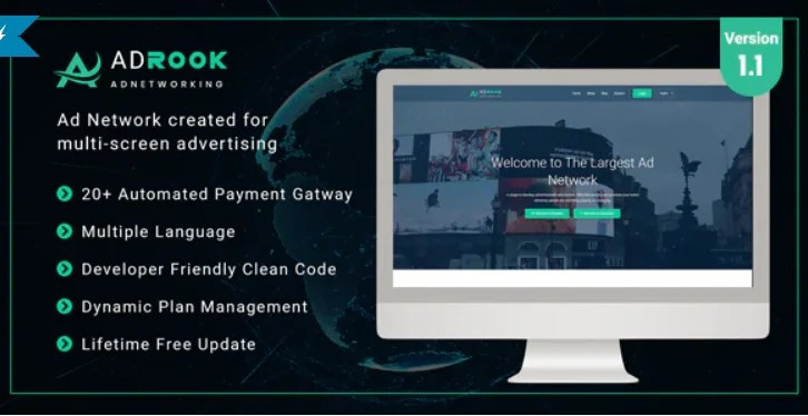 You are currently viewing AdsRock 1.1 NULLED – Ads Network & Marketing Platform