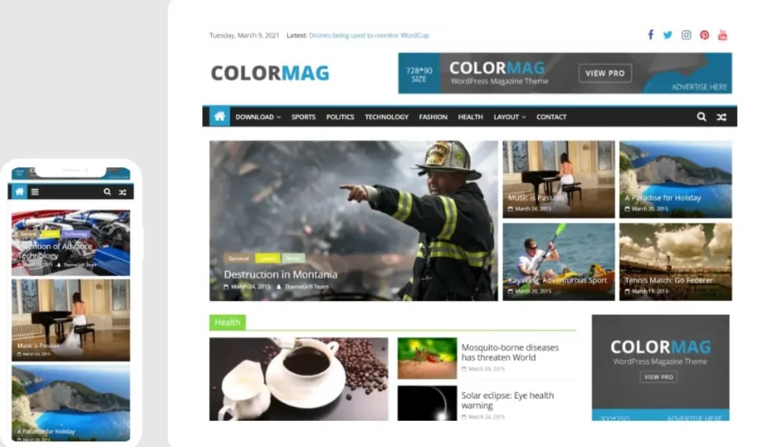 You are currently viewing ColorMag Pro 3.2.1 NULLED – News Style WordPress Theme