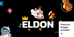Read more about the article Eldon 1.0 NULLED – Artist Portfolio Theme
