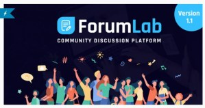 Read more about the article ForumLab 1.0 Nulled – Community Discussion Platform