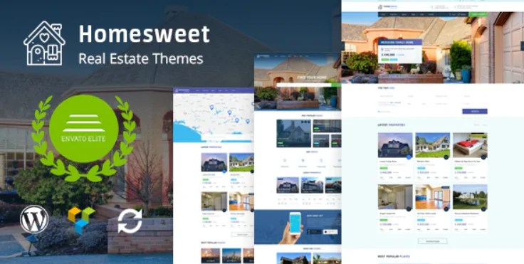 You are currently viewing HomeSweet 1.9- Real Estate WordPress Theme